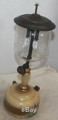 Vintage Coleman Lamp Model 152A Antique RARE