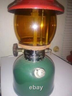 Vintage Coleman Lantern 200 Christmas 4-51