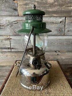 Vintage Coleman Lantern 247 C. P. R Lantern