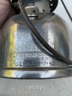 Vintage Coleman Lantern 247 Scout Lantern