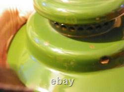 Vintage Coleman Lantern Empire No. 237 5 69 Single Mantle Kerosene