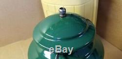 Vintage Coleman Lantern Model 200A700 11/80 with Small Clamshell Case