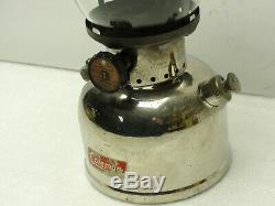 Vintage Coleman Lantern Model 202 Professional
