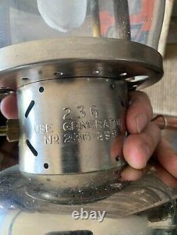 Vintage Coleman Lantern Model 236