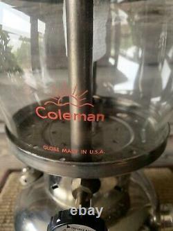 Vintage Coleman Lantern Model 237