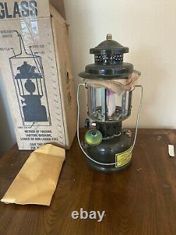 Vintage Coleman Military gasoline MIL-L-1594L Lantern (1980s)