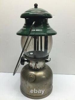 Vintage Coleman Model 202 Lantern