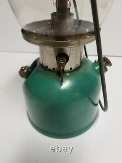 Vintage Coleman Model 234 Kerosene lantern November 1935