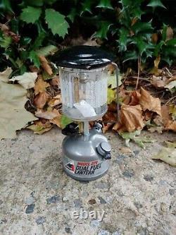 Vintage Coleman Peak Dual Fuel Lantern Model 229-700 12/98