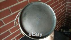 Vintage Coleman QuickLite 1928 8/11 L228 Slant Nickel Plated Mica Globe Lantern