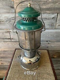 Vintage Coleman Quick-Lite Mica Globe