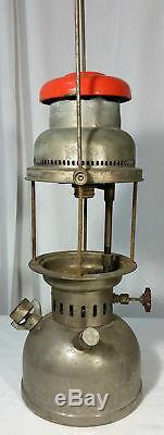 Vintage Ditmar Maxim 520 Austrian Kerosene Gas Pressure Lantern Lamp 1950's