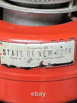 Vintage Kamplite Inverted Lantern IL-11A Cold War New York Fall Out Shelter