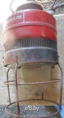 Vintage Kamplite Inverted Lantern Kl1 Original Box Still Holding Pressure