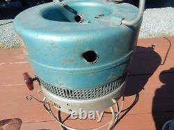 Vintage King-Seeley THERMOS 8321 INVERTED GAS CAMPING LANTERN Parts Restoration
