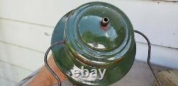 Vintage Lantern Coleman 236 Canada Untested 2/61