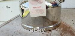 Vintage Lantern Coleman 639 Canada Never Light Up Nos 1/74