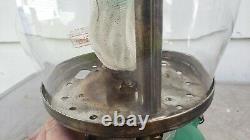 Vintage Lantern Coleman 639 Canada Untested 1/74