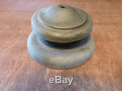 Vintage Pre-1922 Coleman 327 QUICK LITE / Air-O- Lantern Mica Globe