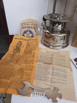 Vintage Radius 119 Lantern