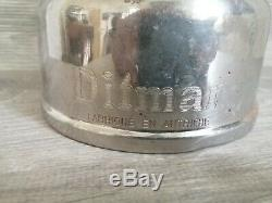Vintage Rare Ditmar Maxim 531 Pressure Lamp Lantern NO Petromax, Hasag