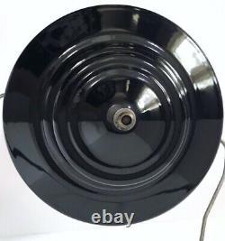 Vintage Sears 3/69 Blue Black Big Hat Gas Lantern 476.72213 ORIG GLOBE Coleman