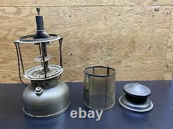 Vintage Sunshine Safety Lamp Co. Lantern, Coleman made, 1920's, as-is
