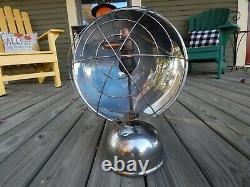 Vintage TILLEY England KEROSENE PARAFFIN Pressure HEATER for CAMPING Lantern