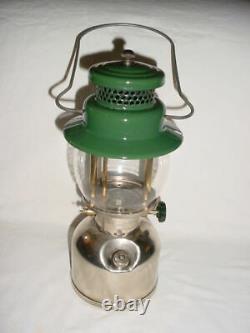 Vtge Coleman 242C Lantern Dec 1957 (7 12) from Pacific Northwest SUPER CLEAN